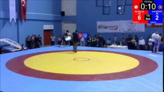 61 Нурлан Турган - Виктор Лебедев