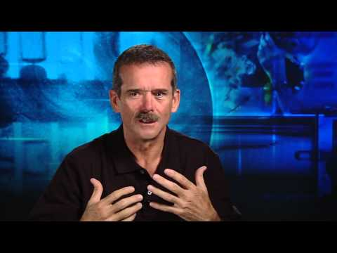 Canada's Hadfield Ready To Fly