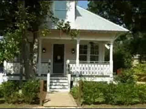 Cottage square 2 youtube for Where can i buy a katrina cottage