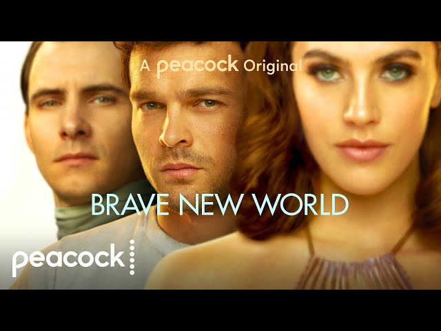 Brave New World trailer stream