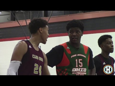 Tyjuan Childers Highlights @ Eddie Guice and Super 16 | Pro Bound Ohio Warriors 2018