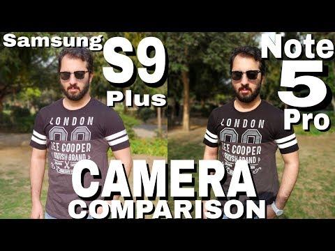 Samsung S9 Plus vs Redmi Note 5 Pro Camera Comparison|Samsung Galaxy S9 Plus Camera Review