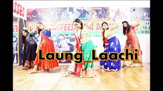 Laung laachi Dance choreography video |D-Evil Crew| Choreograph by D-Boy SammR |