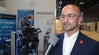Prodromus talks to Arab Health TV