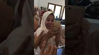 HEBOH DILAMAR WAKTU YUDISIUM Akademi perawat kesehatan provinsi NTB ️