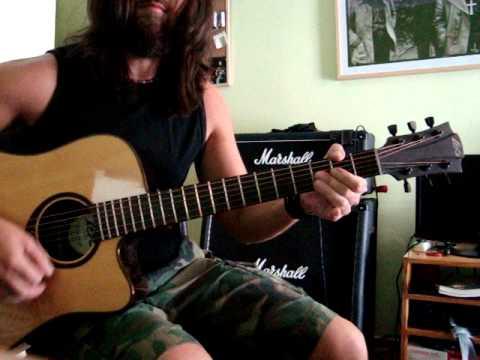SOUNDGARDEN-BURDEN IN MY HAND(acoustic cover).MPG