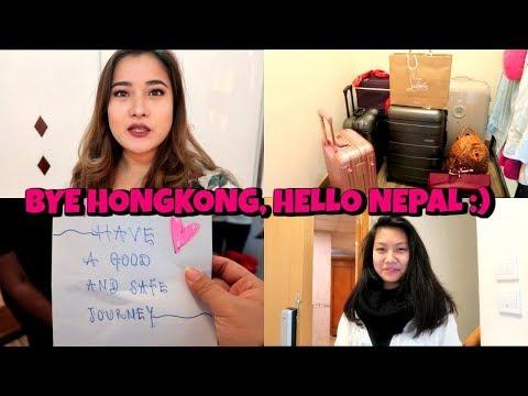 BYE HONGKONG, HELLO NEPAL (DAY 30)