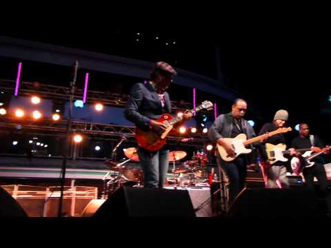 Rock Candy Funk Party wRobben Ford  Rock Candy  21815 KTBA at Sea Cruise