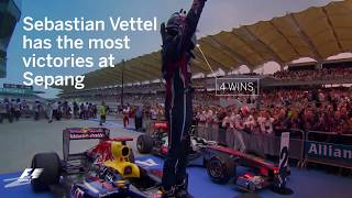 2017 Malaysian Grand Prix | Fast Facts