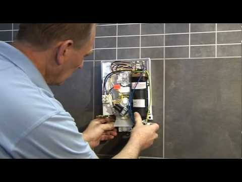 Electric Showers Triton T80z Installation It Loves It
