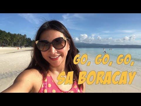 BORACAY Reborn! GORA sa BORA | Rufa Mae Quinto