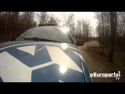 The Inaugural SCCA Team O'Neil Rally Sprint 2015