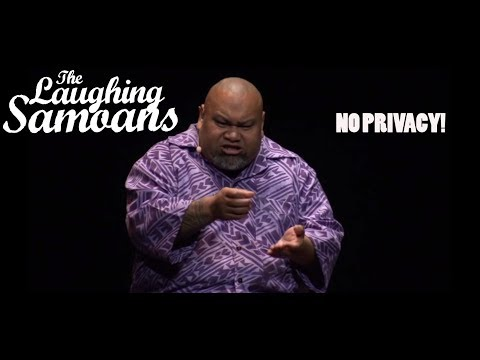 The Laughing Samoans - 'No Privacy' From Island Time