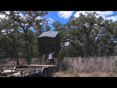 Advantages of Hunting from a Box Blind