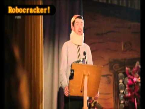 Robocracker! Bad Education Christmas special