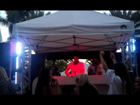 Cedric Gervais Arkadia Pool Party