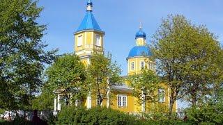 Церква Св. Миколи д. Озяты - найвища майстерність плотніков