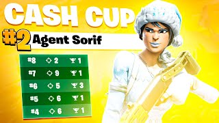 BEST COMEBACK EVER in SOLO CASH CUP 🏆 (2nd Place)