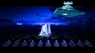The Empire Strikes Back  / The Empire Strikes Back at Disney