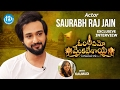 Saurabh Raj Jain Exclusive Interview || #OmNamoVenkatesaya || Talking Movies With iDream #279