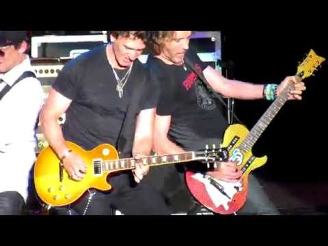 Rick Springfield Human Touch/Love Somebody/Jessie's Girl Greek L.A. Live