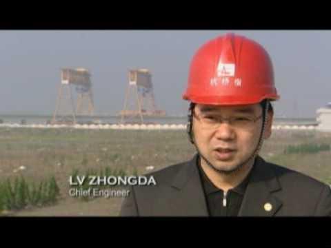 A Construção da Maior Ponte do Mundo