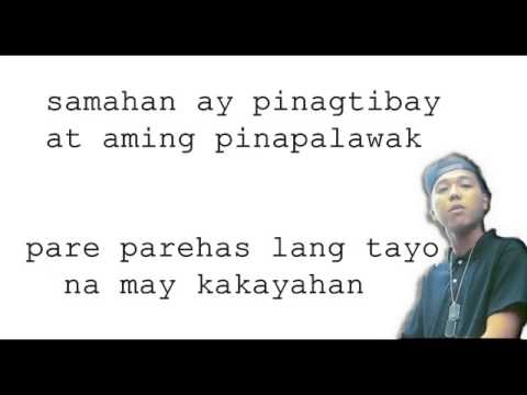 Sabay tayo  lyrics - West Coast