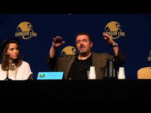20140901 DragonCon: Warehouse 13 panel