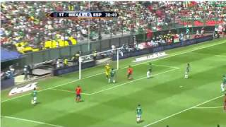 Spain vs Mexico Football Friendly (2)