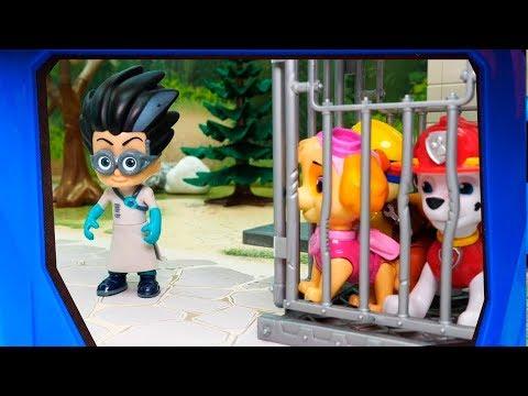 Мультики про машинки с игрушками Щенячий Патруль - Шантаж! Детские развивающие мультики