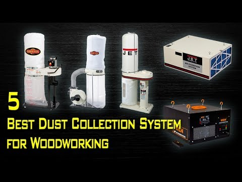 5 Best Dust Collection System for Woodworking   Best Dust Collector for Home Shop