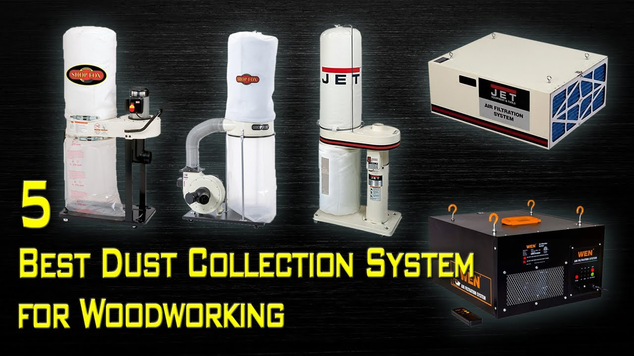 5 Best Dust Collection System For Woodworking Best Dust Collector