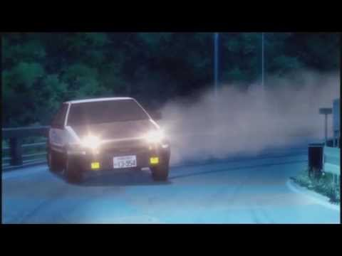 Initial D 5th Stage - The Real Drifting