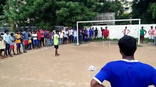 chennai sevens football match