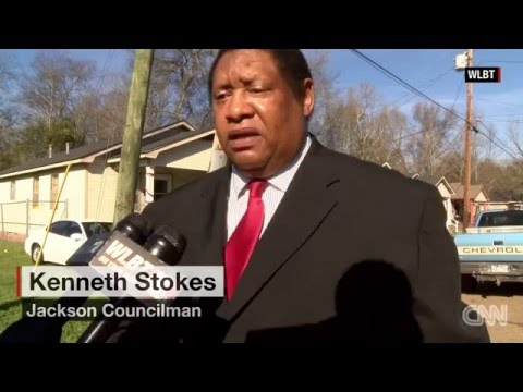 Miss. Councilman Says Throw Rocks At Cops