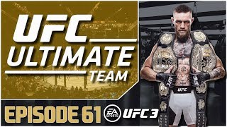 EA SPORTS UFC 3 - Ultimate Team Ep 61 - New Elite Moves - Pack Opening!