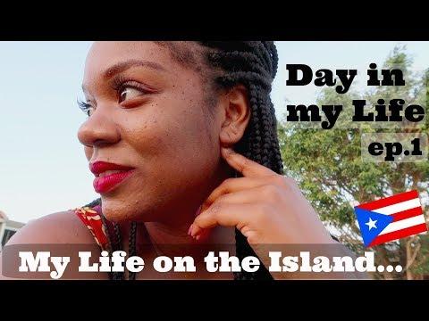 Day in my life | PUERTO RICO VLOG 🇵🇷 #miVidaEnLaIsla