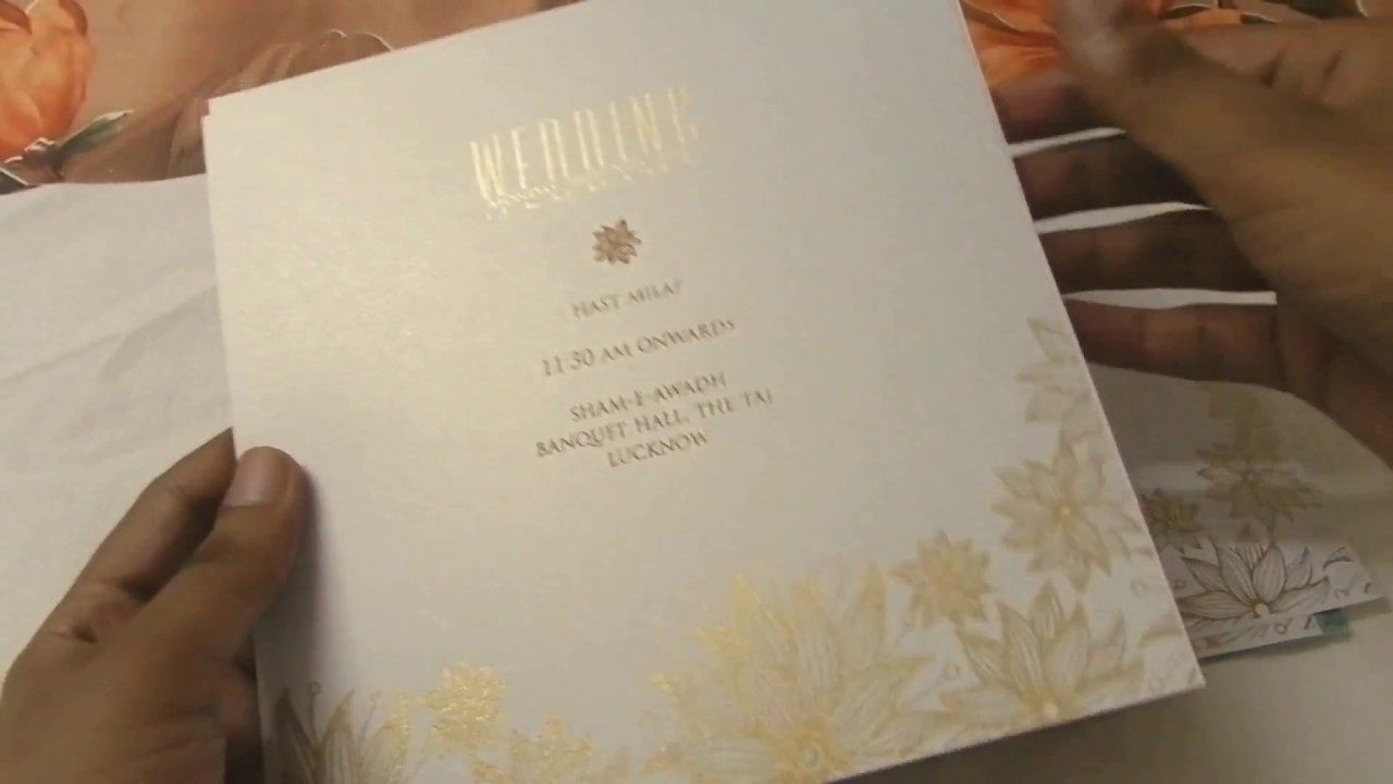 Shimmer Mint Misty Green Wedding Invitation with Embossed Floral ...