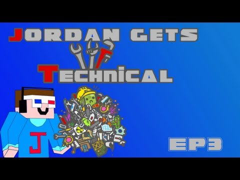 Jordan gets Technical | Episode 3: Down in the mines