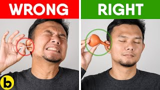 4 Home Remedies For Removing Ear Wax