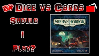 Arkham Horror the Card Game - Should I Play?