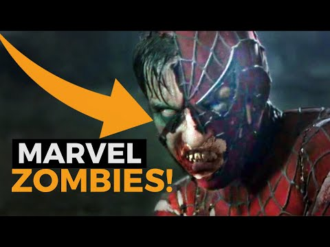We made MARVEL ZOMBIES