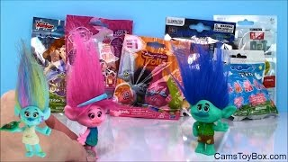 Blind Bag Toy Surprises Peppa Pig Trolls Minions My Little Pony with Branch and Poppy Opening Toys