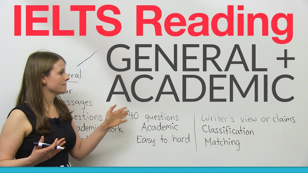 IELTS Reading · engVid