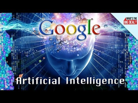 Google's Artificial Intelligence Plans