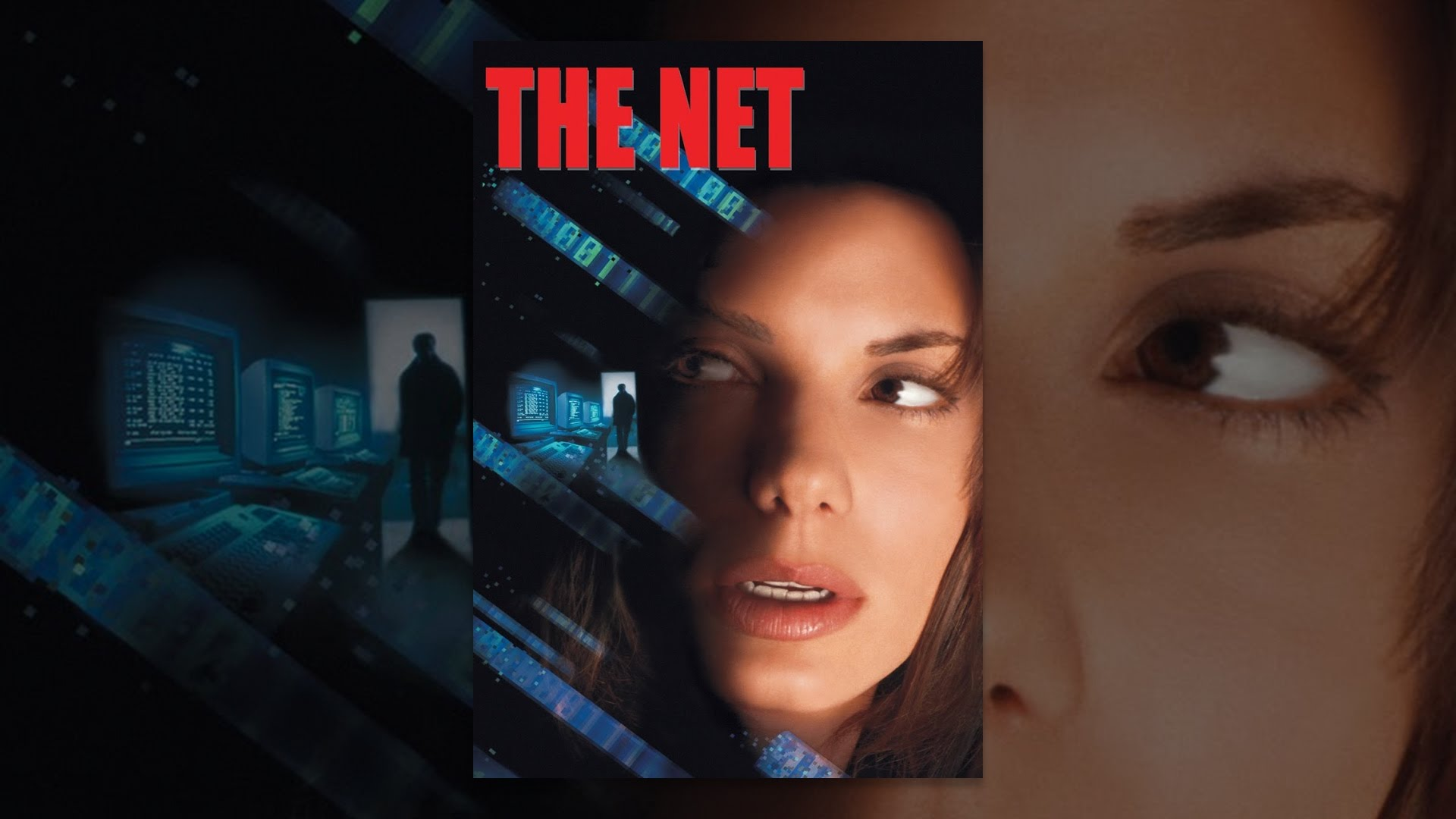 1995 Movie Posters: The Net (1995)