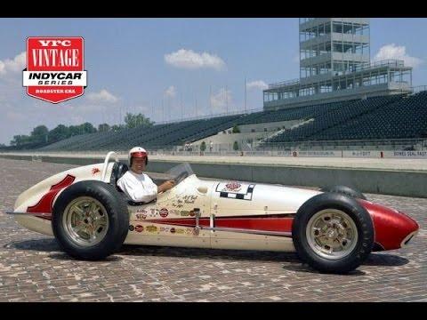 VRC Vintage Indycar Series - Round 3: Indianapolis