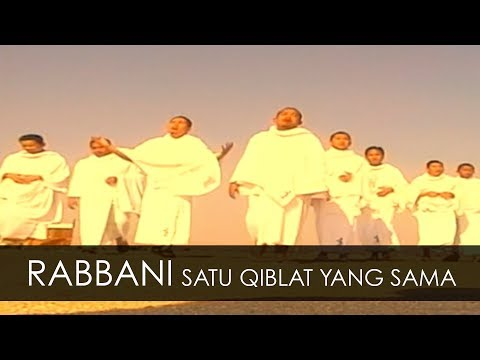 Satu Qiblat Yang Sama - RABBANI (Official MV)