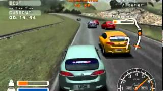 Evolution GT (PS2, PC) - Gameplay