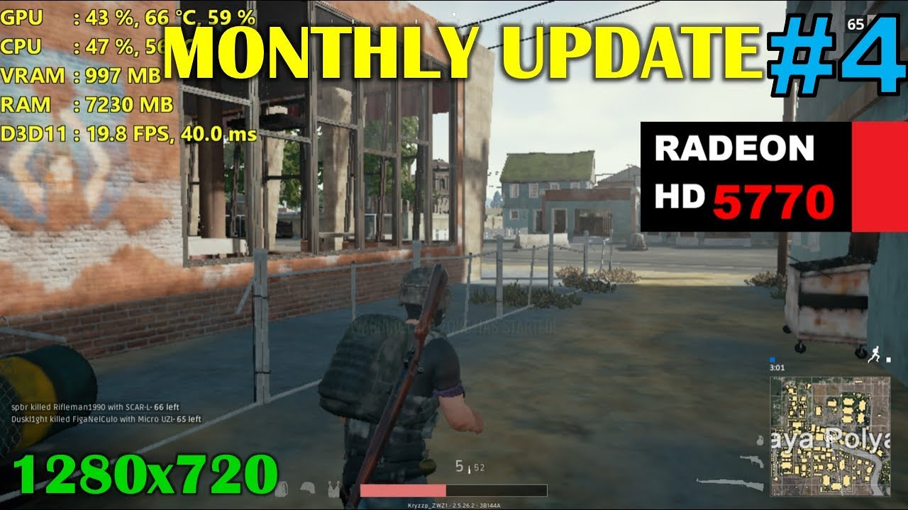 Will PUBG become more optimized eventually? - PC Gaming